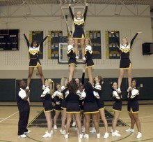 Make Cheerleading a Sport