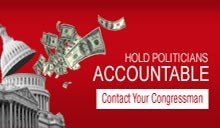 Tell Congress to End Fiscal Insanity