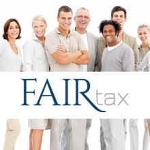 Tell Congress: Pass the Fair Tax Act of 2015!