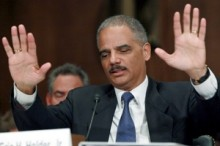 A Call for Eric Holder's Resignation & Prosecution