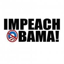 Impeach President Obama & Remove Him from Office