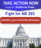 Tell Governor Jerry Brown, your state legislature and your Representatives in Congress that you support AB 391 Image